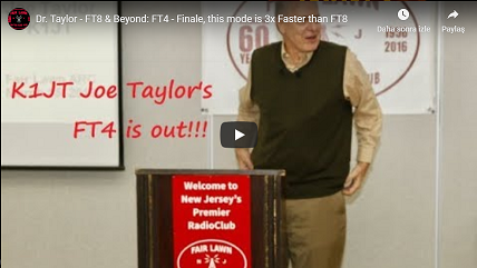 FT8 & Beyond: FT4 – Finale, this mode is 3x Faster than FT8